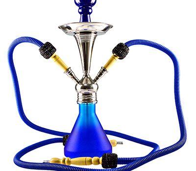 Vodná fajka Númea 48 cm modrá